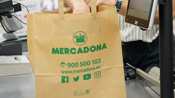К концу 2019 года Mercadona прекращает использовать полиэтиленовые пакеты в супермаркетах