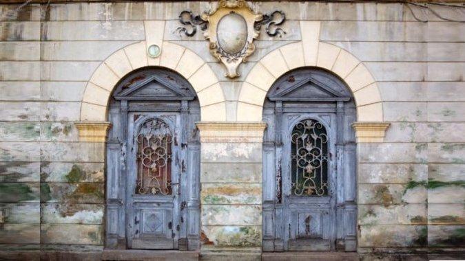 Двенадцать самых интересных дверей восстановят в Одессе
