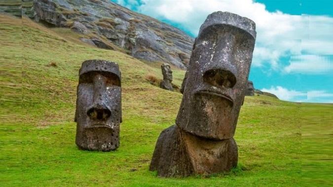 Запоздалые ограничения на острове Пасхи