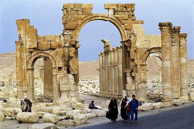 Сирия рассчитывает открыть Пальмиру для туристов уже в 2019 году