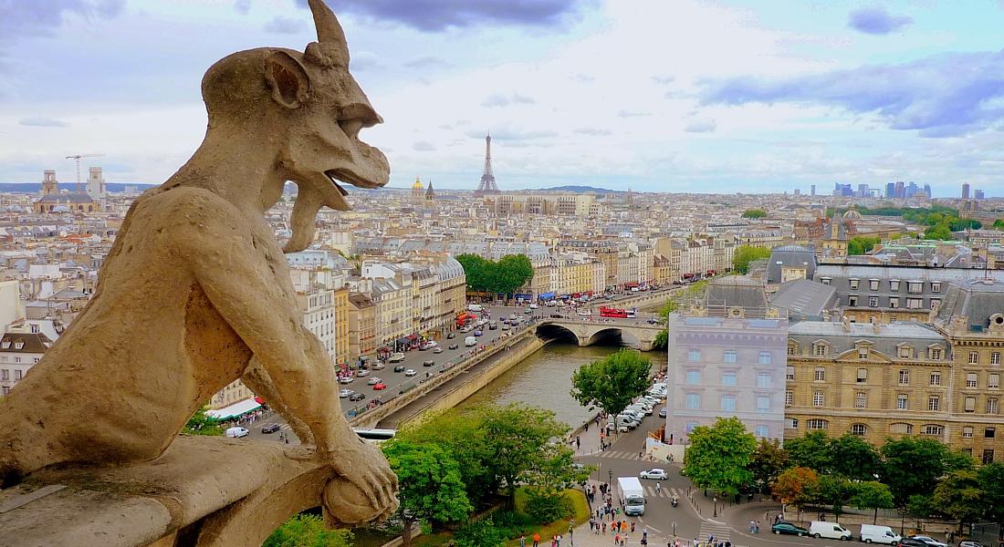Париж резко увеличил штрафы за незаконную сдачу квартир туристам через Airbnb