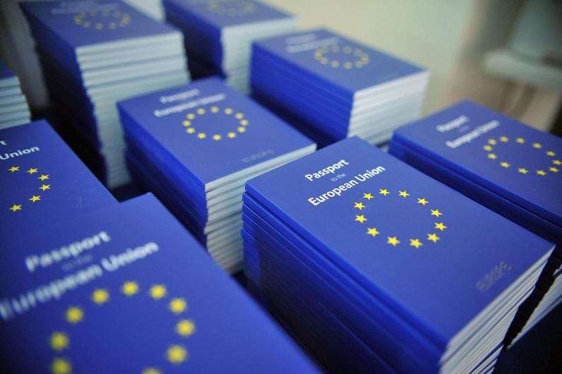 Как стать гражданином Европейского Союза?