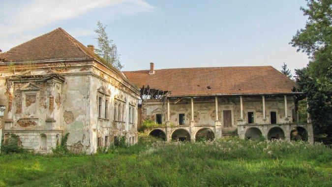 Поморянский замок готовят к масштабной реставрации