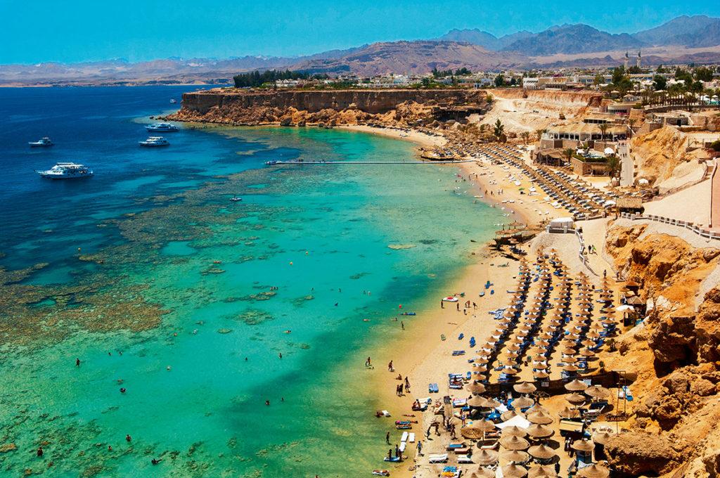 Британские туроператоры ожидают в этом году 80% рост турпотока в Египет