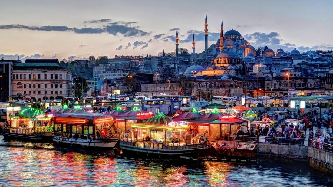 Турпоток в Турцию прирос на четверть