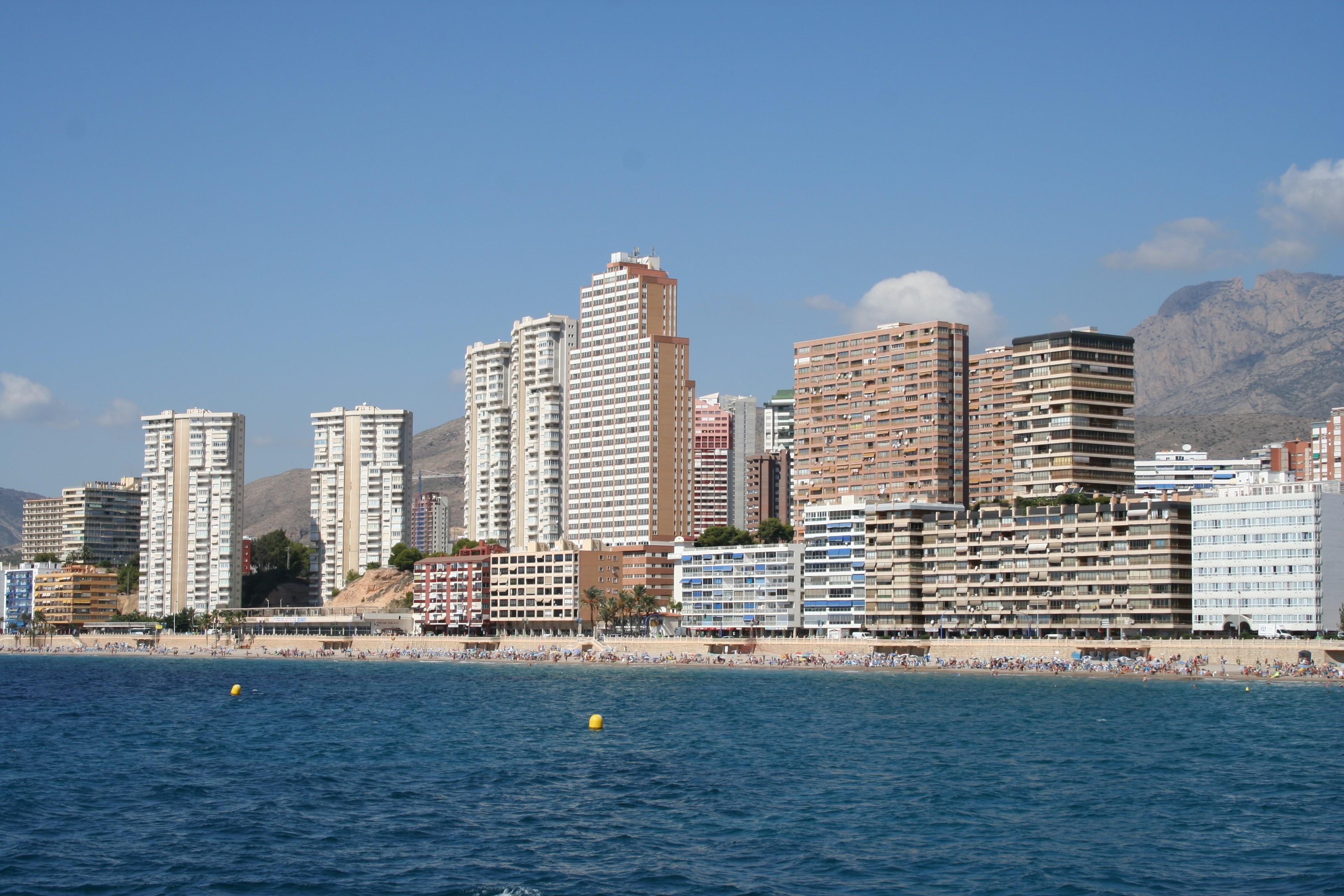 Испания заняла пятое место в Европе по объему инвестиций в недвижимость