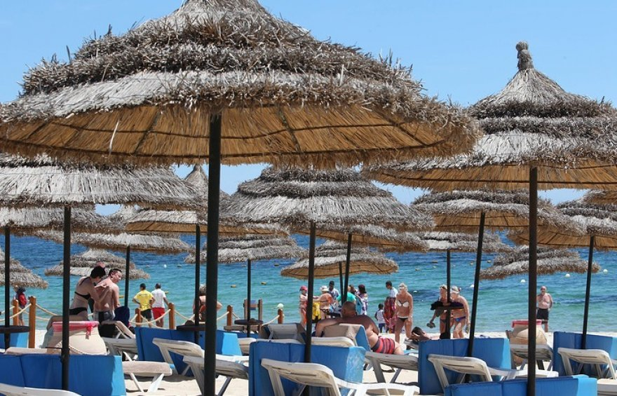 Тунис получил 4.4 млн иностранных туристов