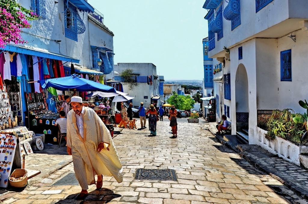 Тунис этим летом уже посетило 5 млн туристов