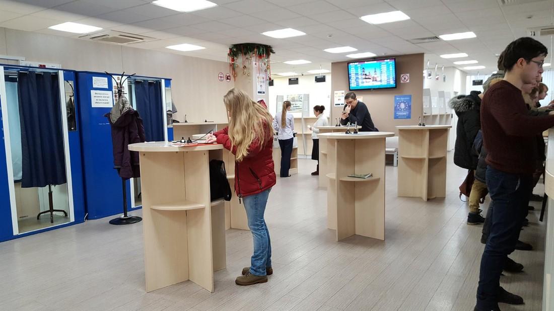 «Деловая Россия» предложила смягчить ограничения для визовых ценров