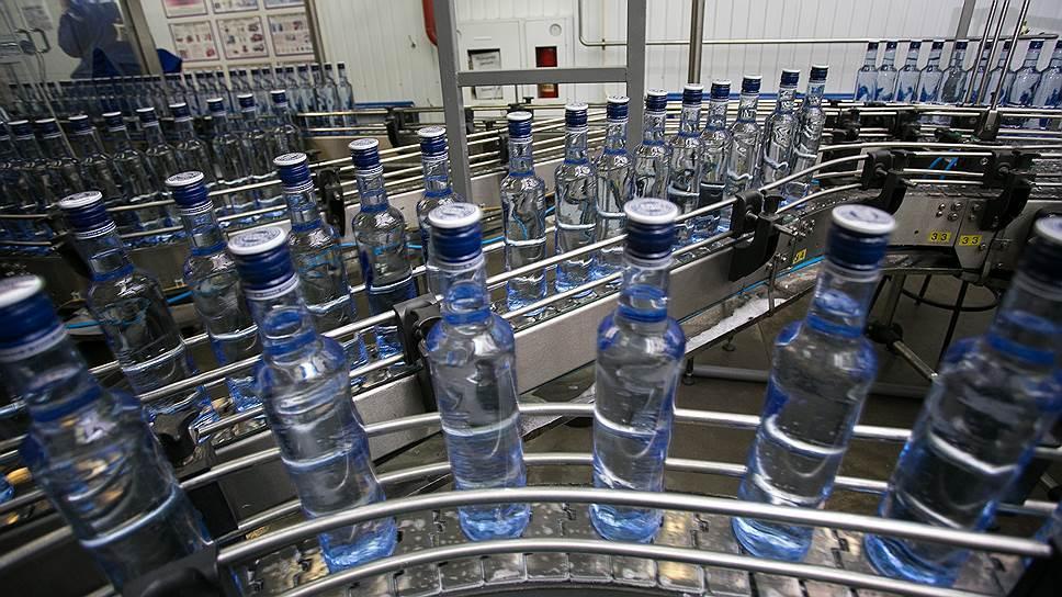 Русскую водку внесут в Tax Free для туристов