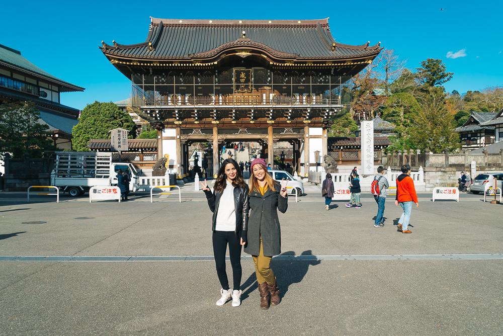 Япония приняла 20 млн туристов