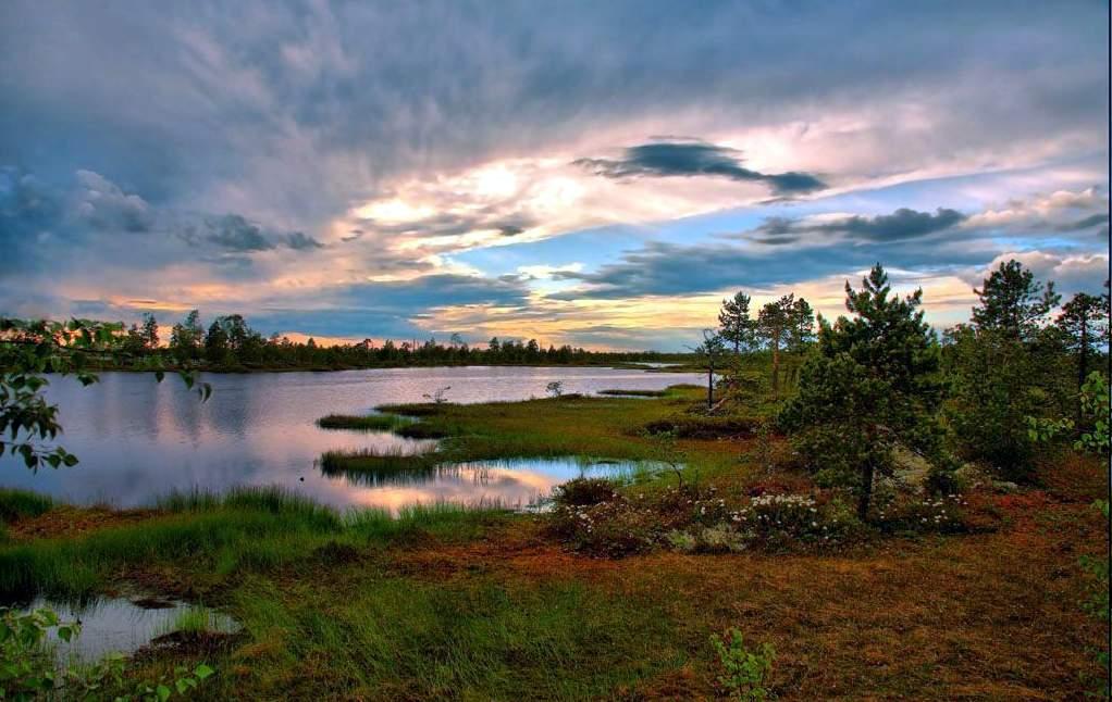 Назван ТОП-5 самых экологических туристических объектов в России