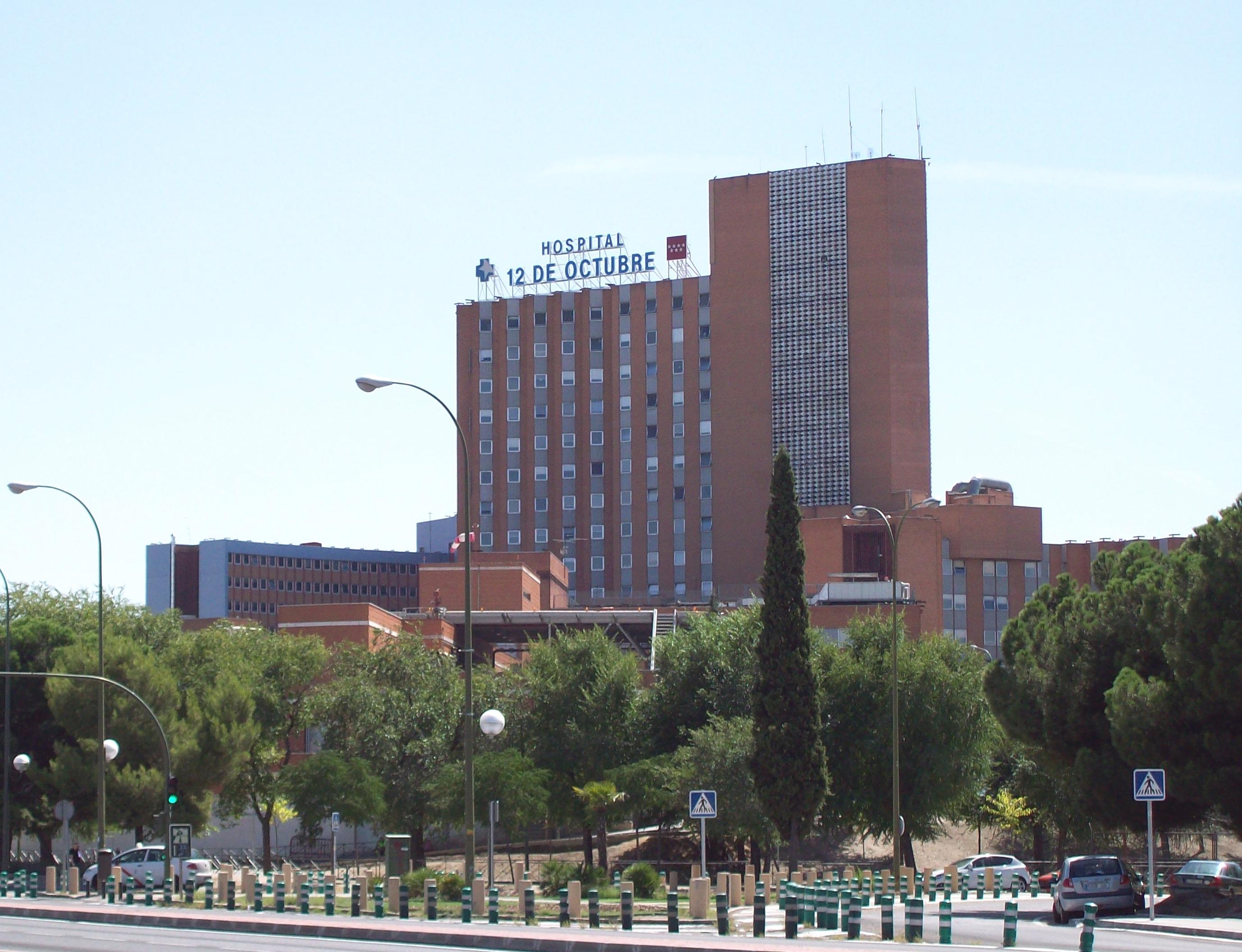 На модернизацию госпиталя 12 de Octubre будет потрачено €215 миллионов