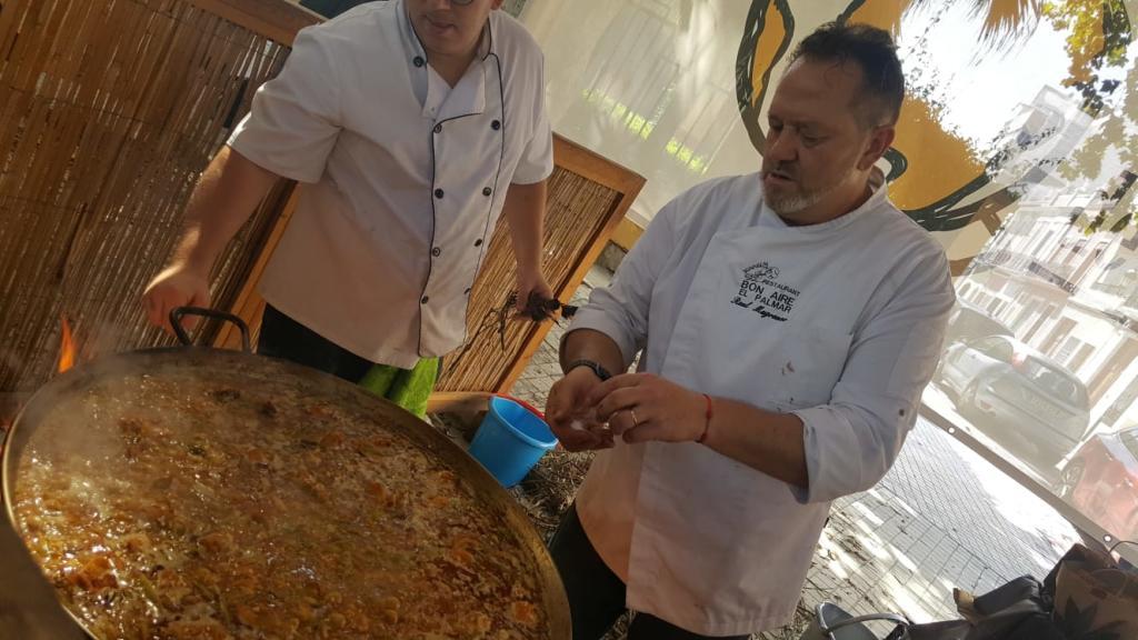 Лучшую паэлью в мире готовят в Эль-Пальмар