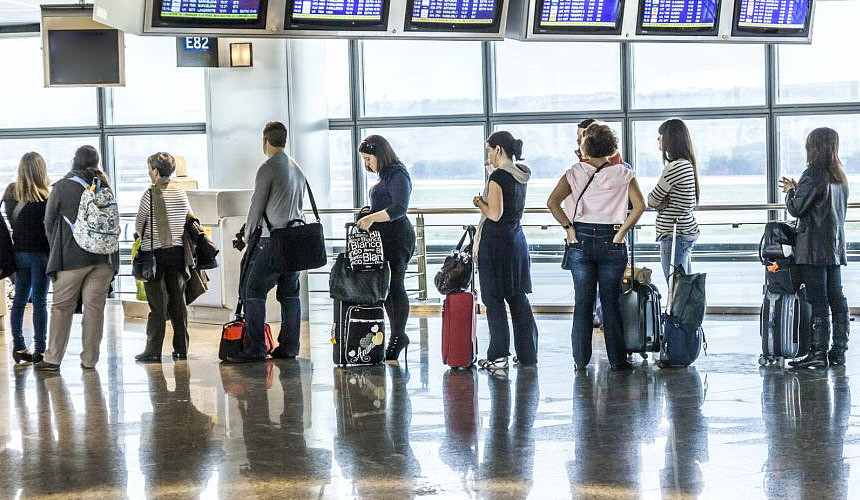 Сегодняшние задержки рейсов не связаны с хасидскими чартерными программами