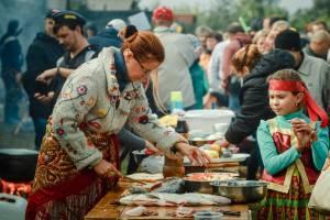 В Свияжске на выходных приготовят 6 000 порций ухи
