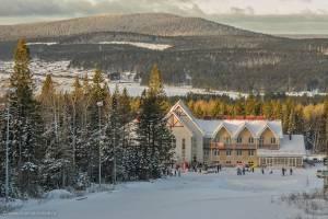 «Белая гора» назван лучшим семейным курортом в России