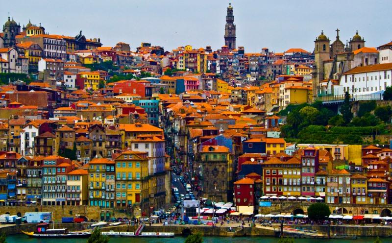 В Лиссабоне задумались об ограничении числа туристов