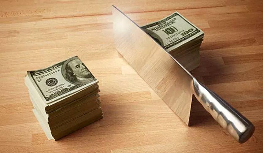 Туротрасли почти вдвое урезали финансирование