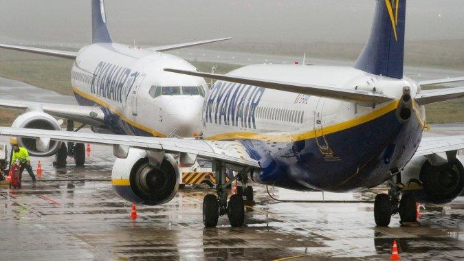 Антимонопольное управление Италии судится с Ryanair