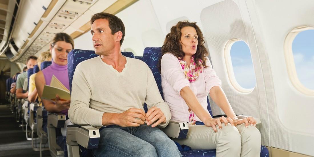 Почти четверть туристов боится летать
