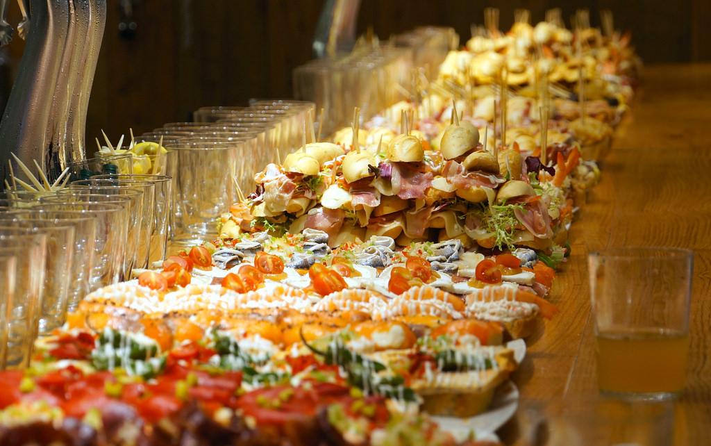 Пинчос из Сан-Себастьяна признаны лучшим угощением в мире