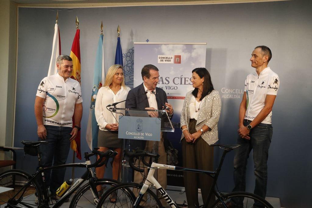 Между Виго и Мадридом пройдет велопробег, посвященный ученым и исследователям
