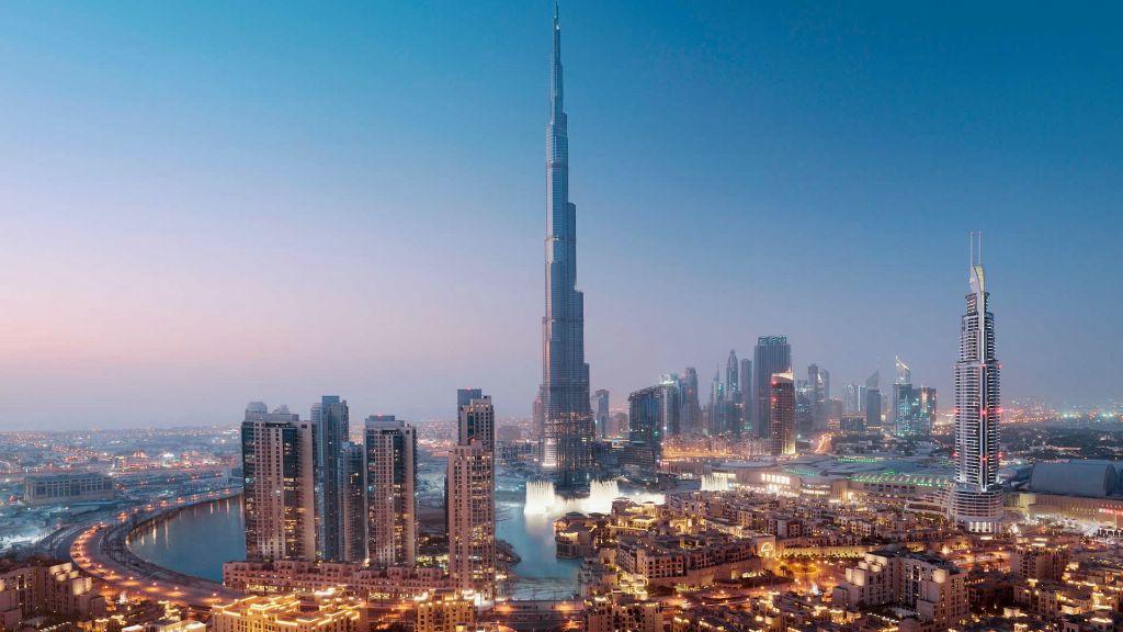 В Дубае откроется офис «Visit Petersburg»
