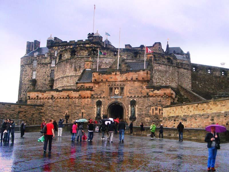 В Шотландии хотят ввести туристический налог в 1£ за ночь