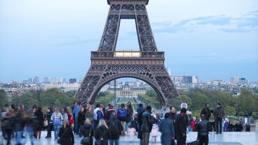 Франция остается страной номер один для туристов