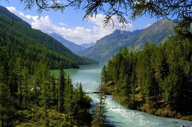 Летом турпоток на Алтай вырос на 10.6%