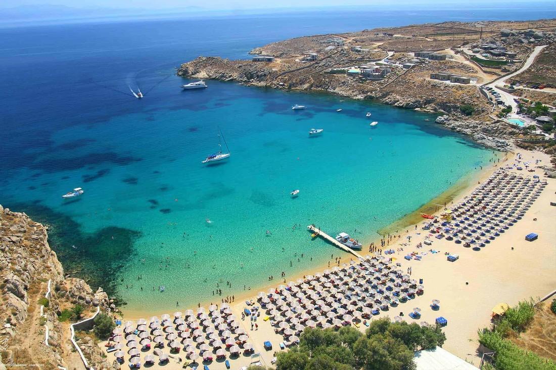 Туроператоры подвели итоги летнего сезона по Греции: спрос сместился с deluxe на 4-5*