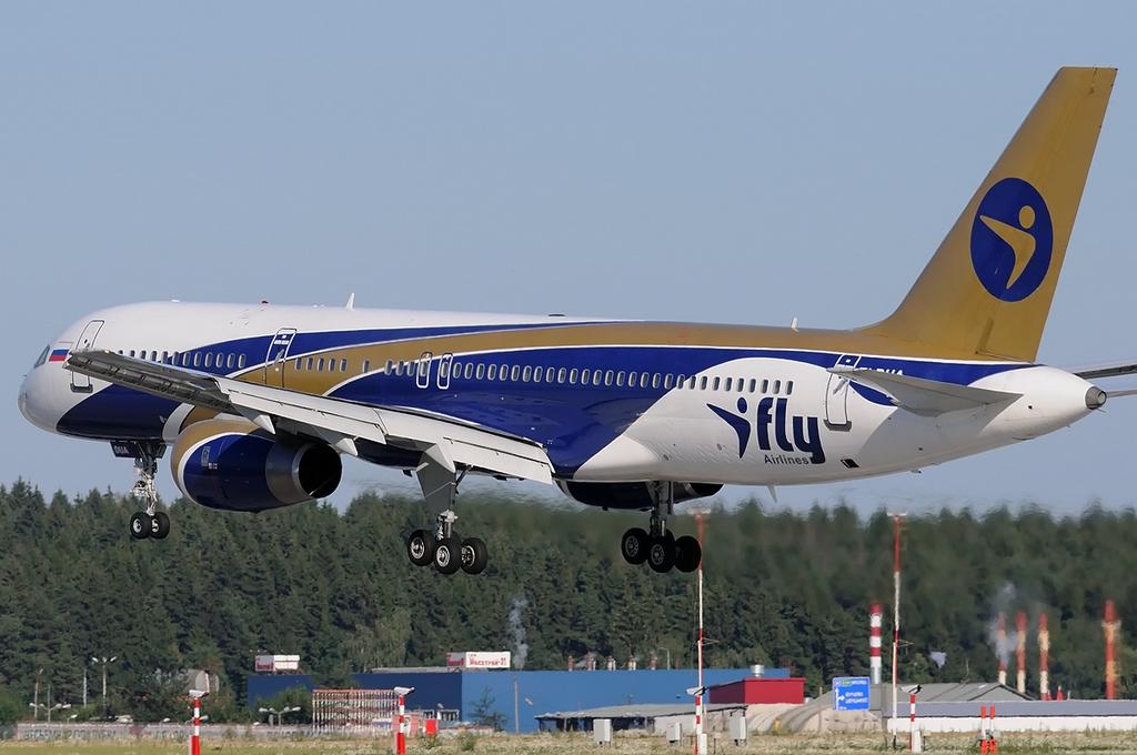 Авиакомпания iFly сменила гендиректора второй раз за квартал