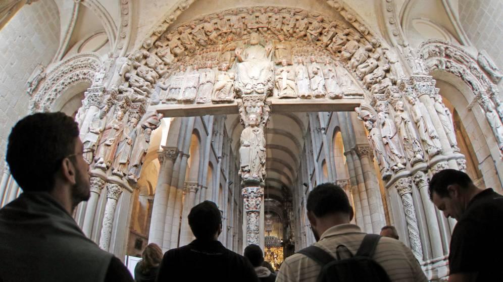 Посещение Портика славы в соборе Сантьяго-де-Компостела станет платным