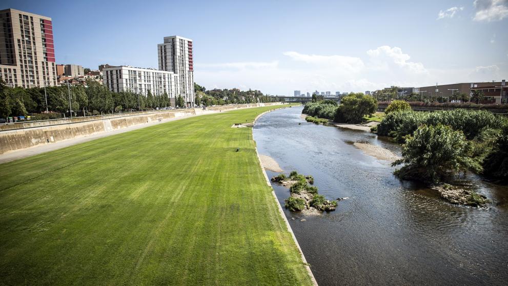 Фестиваль La Mercè 2018 приглашает барселонцев открыть для себя заново реку Besòs