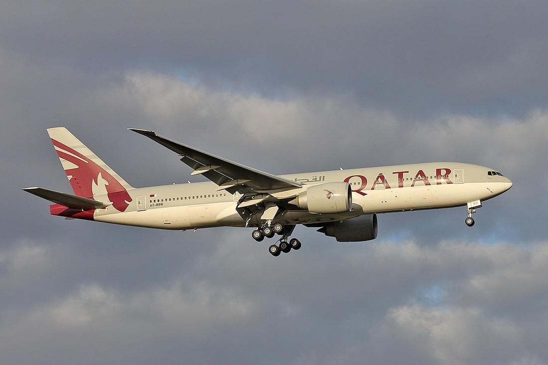 Перевозчик Катара Qatar Airways потерял $69 млн из-за блокады