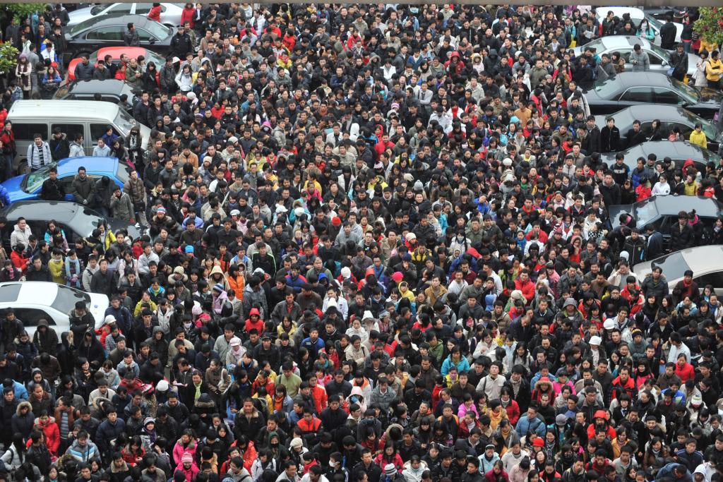 Исследование: выездной турпоток из Китая вырос в этом году на 15%