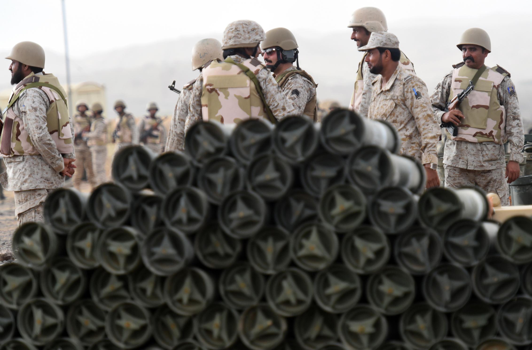 Министерство обороны Испании отказалось от продажи 400 бомб Саудовской Аравии