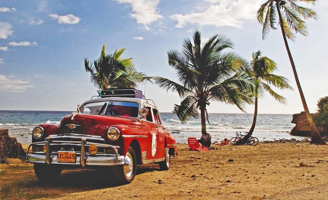 Куба ожидает рекорд по иностранному турпотоку в 2018 году: 4.8 млн туристов