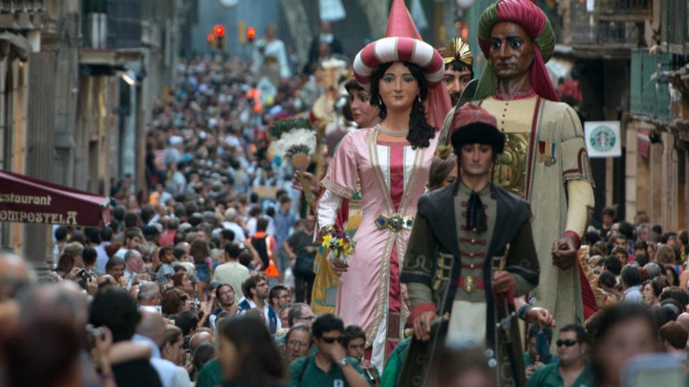 Ла Мерсе 2018: не пропусти самые яркие события главного праздника Барселоны