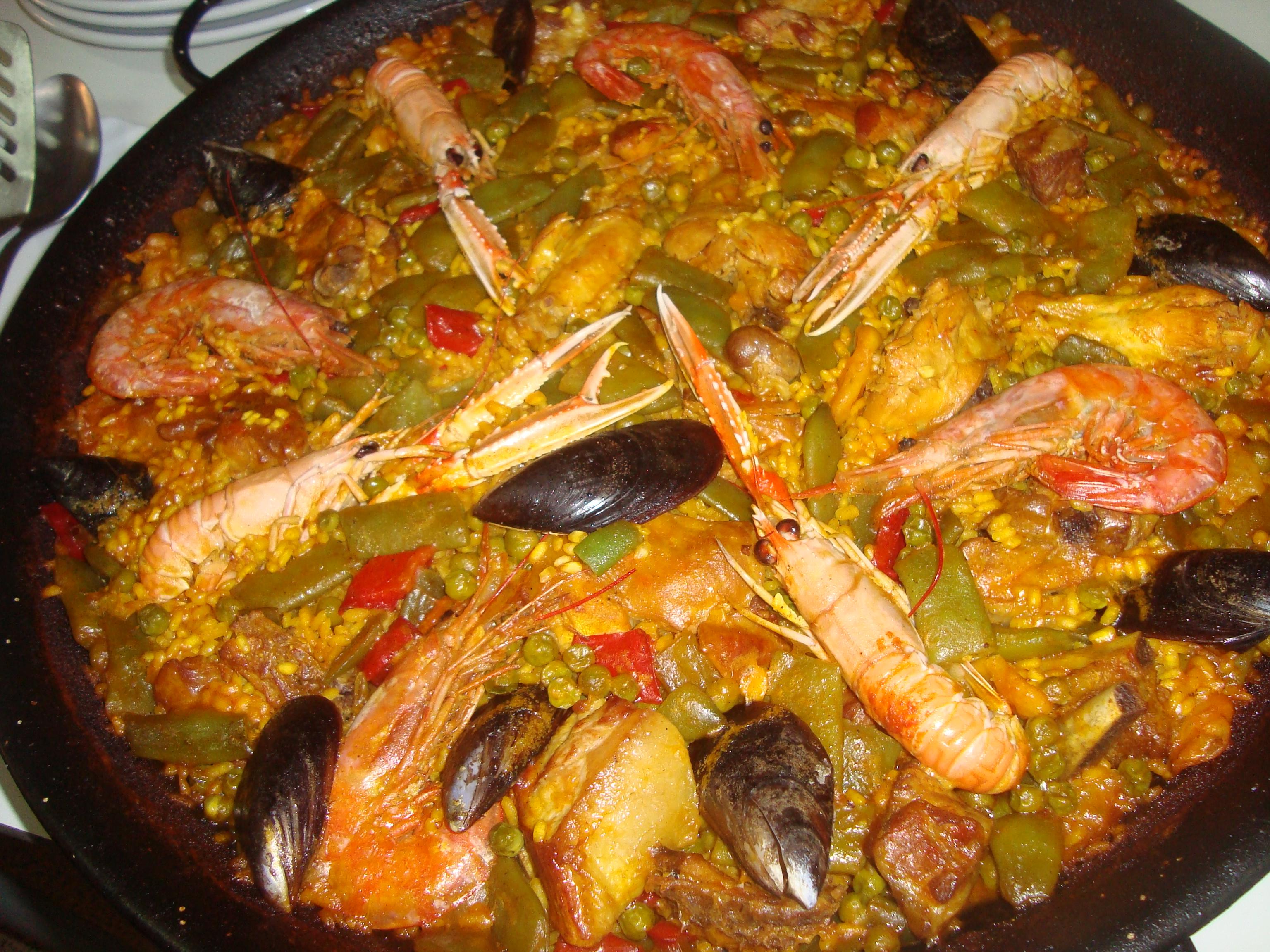 20 сентября Испания отмечает Всемирный день паэльи
