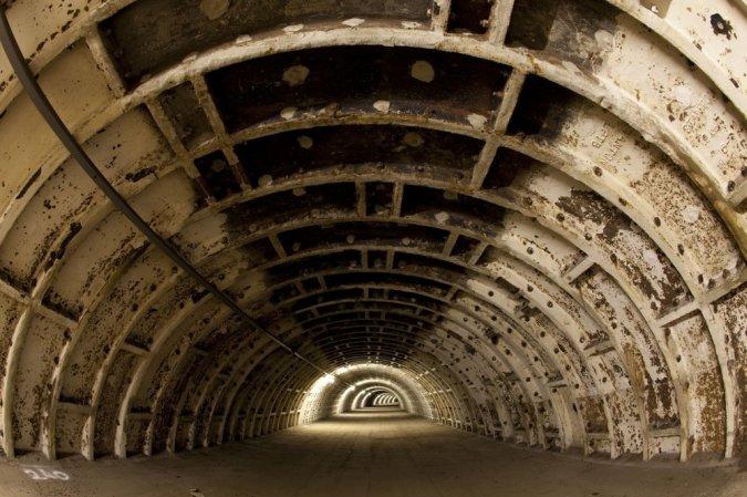 Заброшенные станции лондонской подземки: все билеты проданы