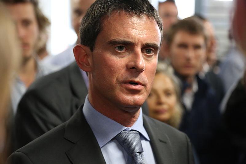Мануэль Вальс хочет стать мэром Барселоны