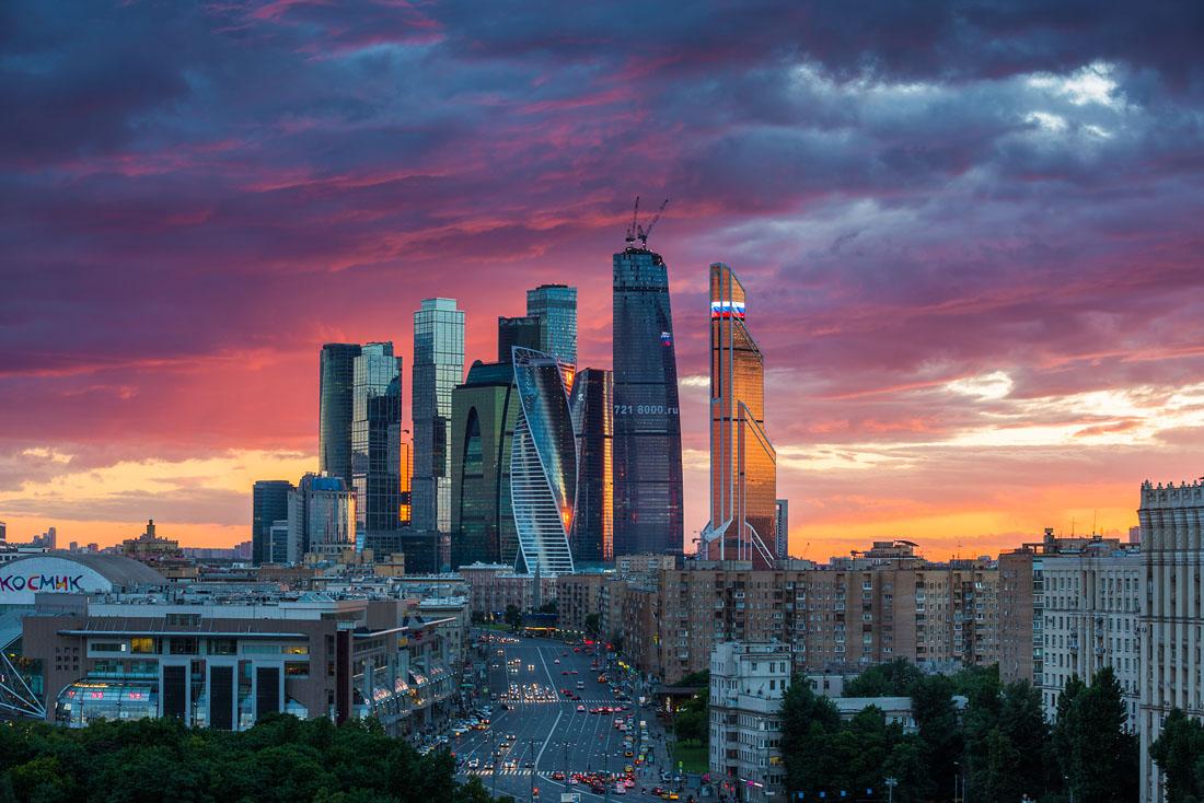 В Москве появился Комитет по туризму