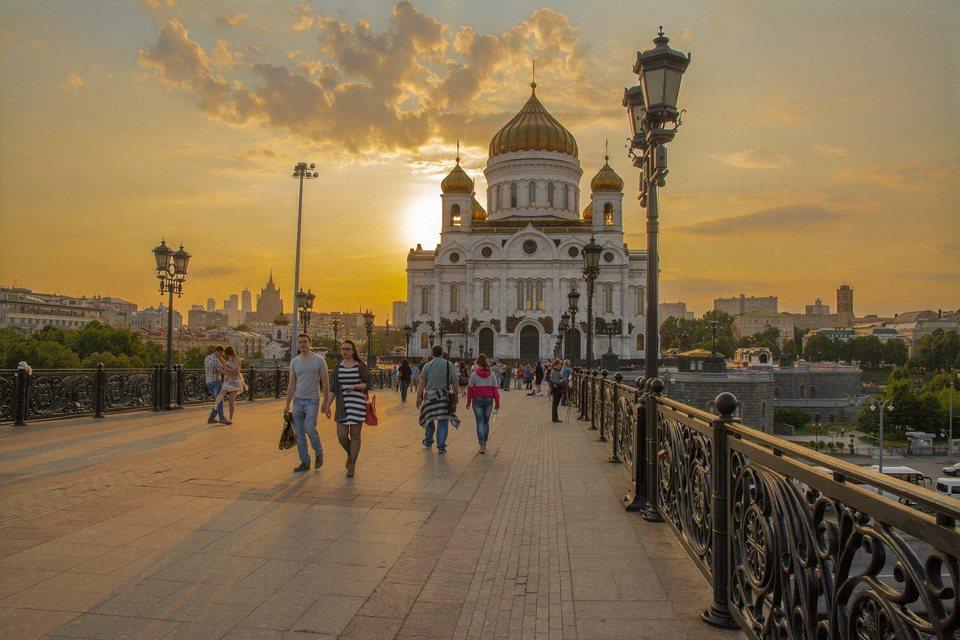 Фантастика: в Москве прогнозируют 23 млн туристов по итогам года