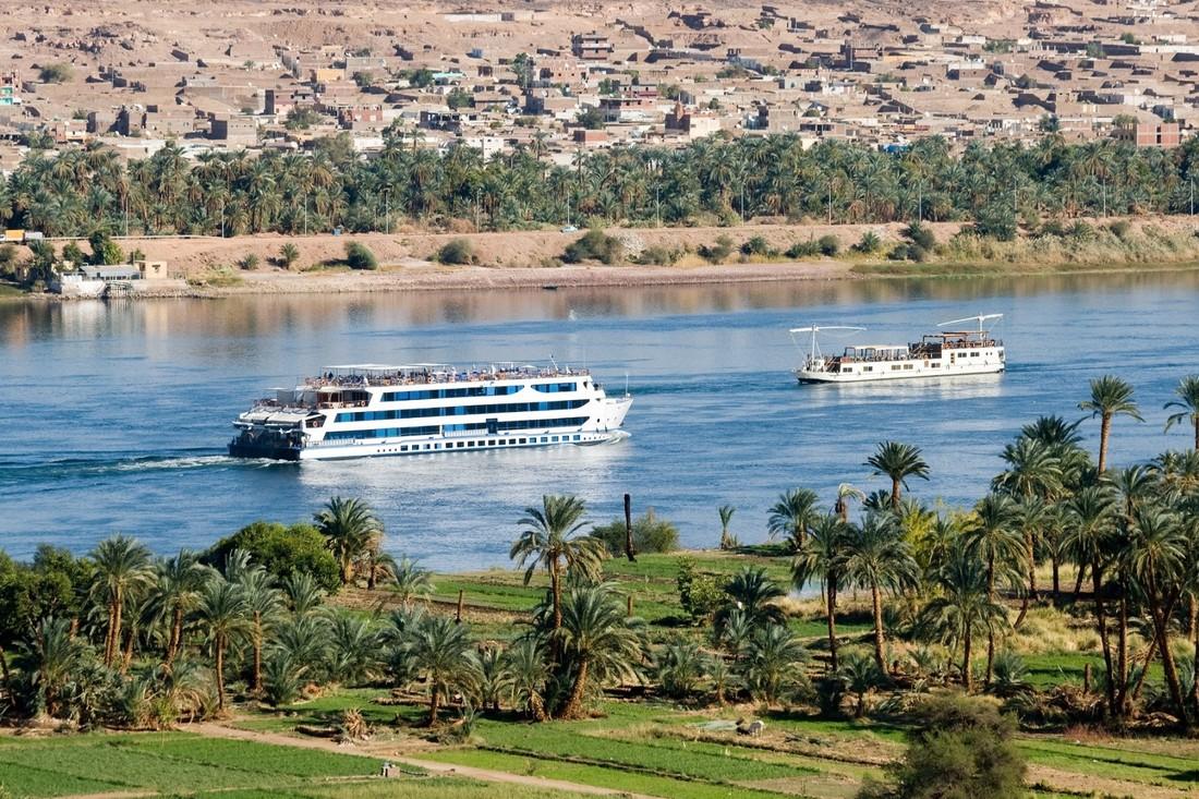 Загрузка отелей в Египте достигла 95%, у круизов по Нилу – овербукинг