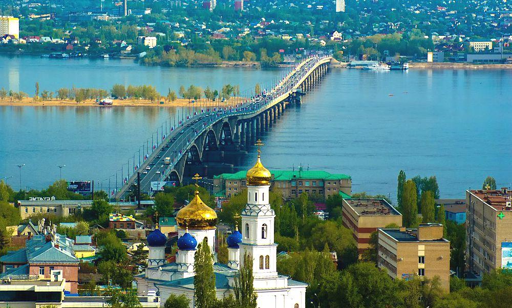 Саратовская область к осени приняла 600 тыс. туристов
