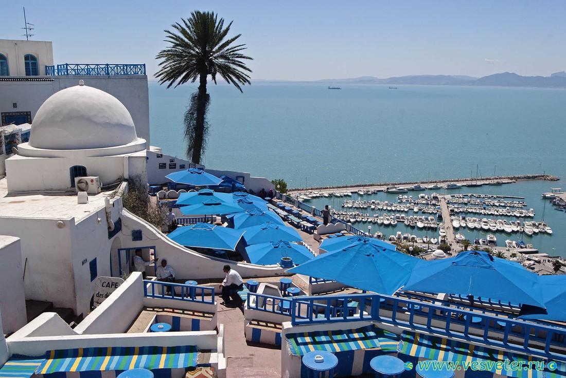 Новый рекорд: Тунис показал прирост российского турпотока на 30%