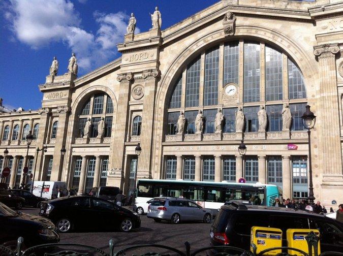 Новые поезда-лоукостеры из Парижа появятся в декабре