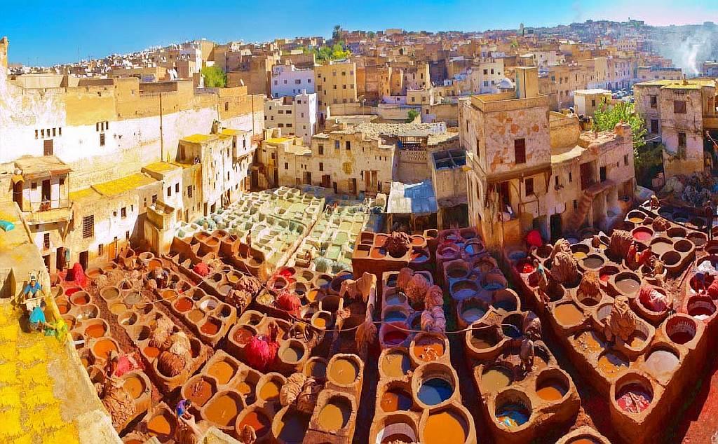 Марокко: 7 млн туристов за 7 месяцев - это +7% к турпотоку